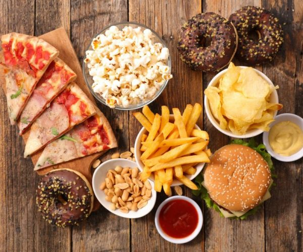 5 Horrible Things Junk Food Does to Your Body